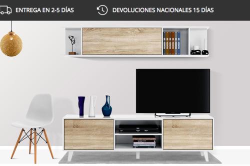 Prácticamente todo lo que necesitas para amueblar tu salón por menos de 300 euros en Aliexpress Plaza