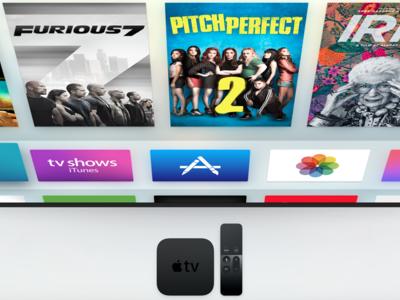 La nueva generación del Apple TV está aquí