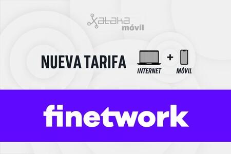 Más gigas y precios más baratos: así son los nuevos combinados de fibra y móvil de finetwork que imitan a Digi, Simyo y Lowi