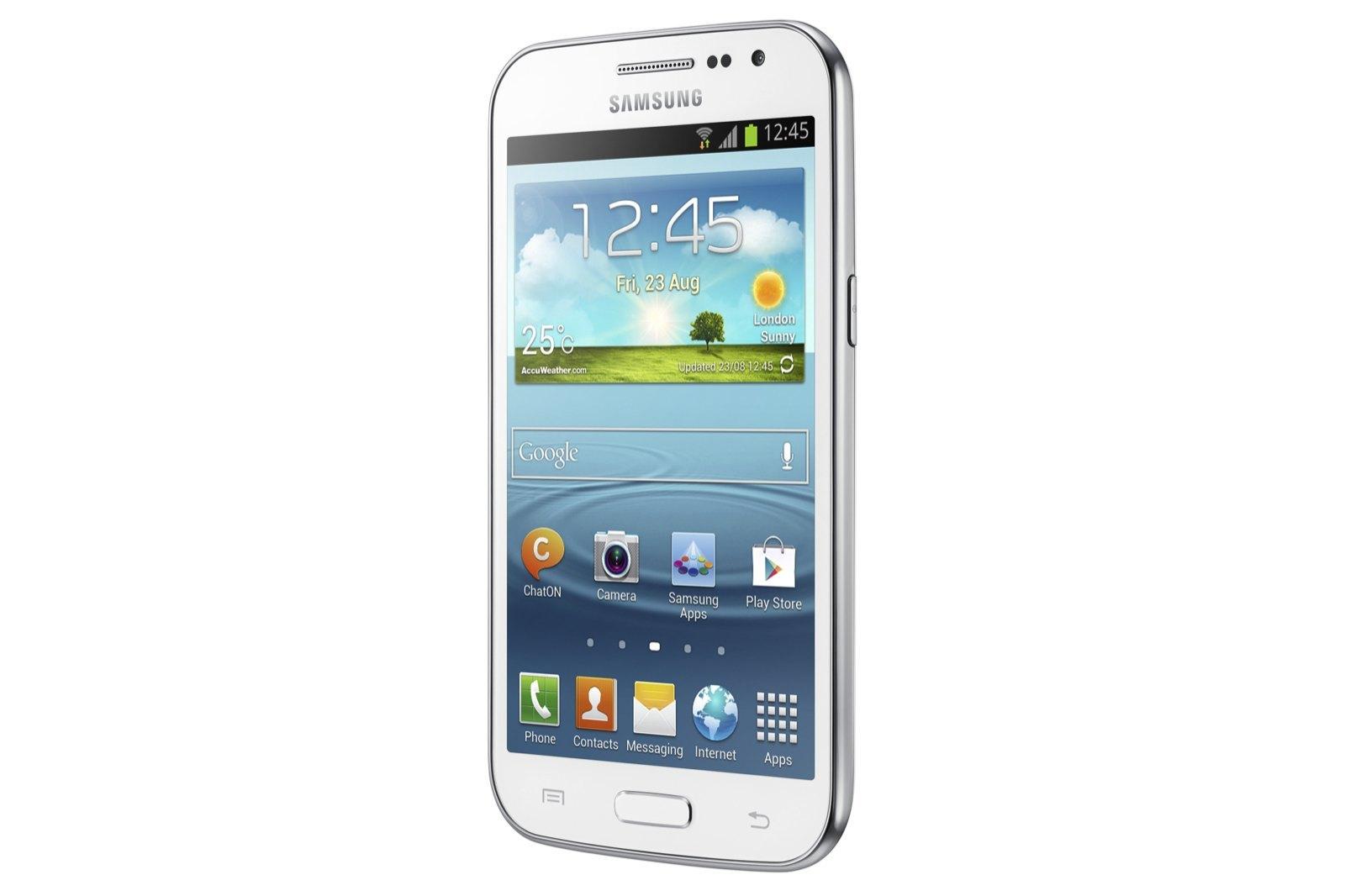 Foto de Samsung Galaxy Win, imágenes oficiales (6/6)