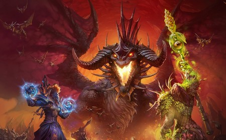 Estamos en pleno 2020 y me he enganchado cosa mala a 'World of Warcraft'