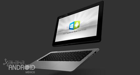 Separación de teclado de la pantalla