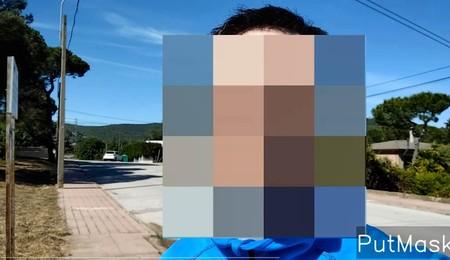 Cómo esconder las caras en los vídeos con PutMask
