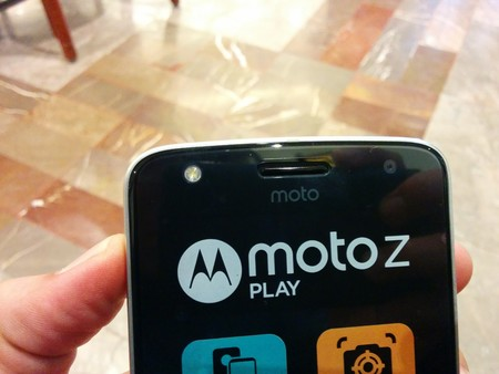 Moto Z Play Mexico Att 4