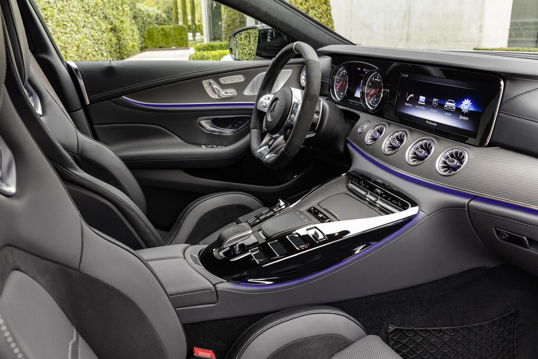 Foto de Mercedes-AMG GT (4 puertas) (16/40)