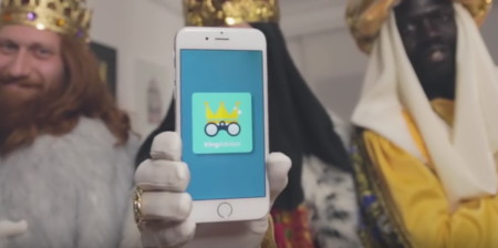 Los reyes magos tienen nueva app para saber cómo te portas