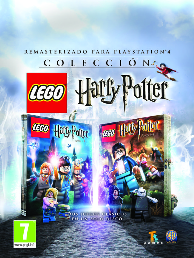 Coleccion Lego Harry Potter