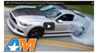 Chip Foose sortea un Ford Mustang 2015 de más de 800 CV