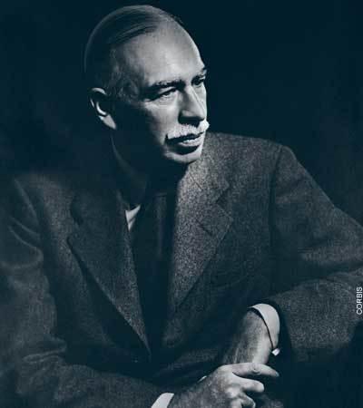 John Maynard Keynes siempre ha estado con nosotros