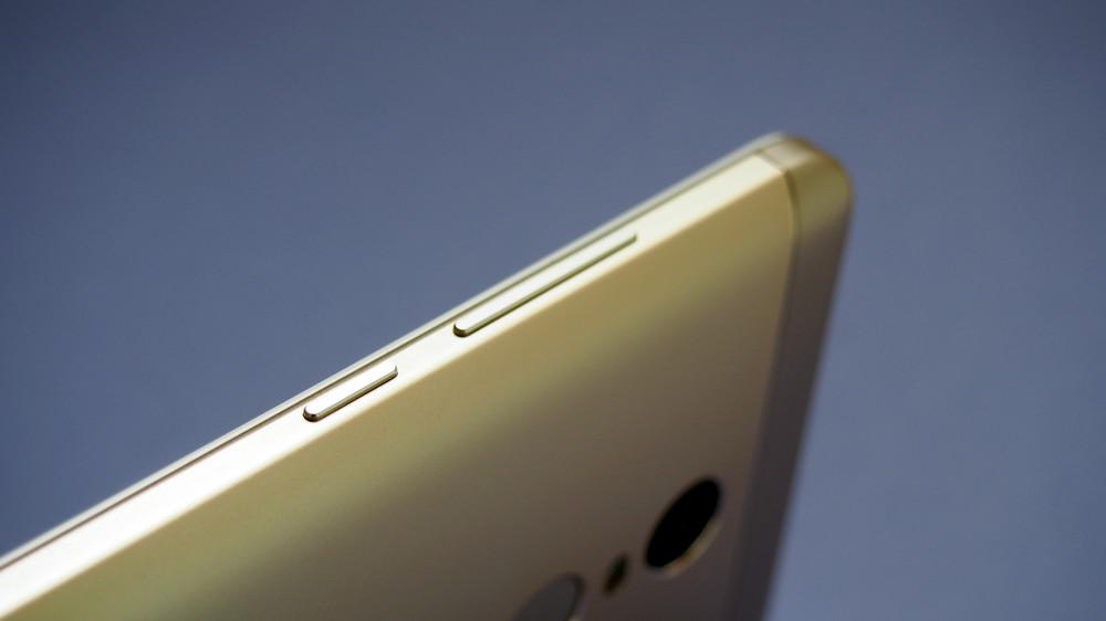Foto de Diseño del Xiaomi Redmi Note 4x (5/5)