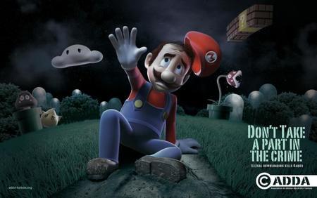 No hagas que Mario llore