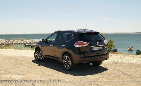 Nissan X-Trail 2014 presentación 03