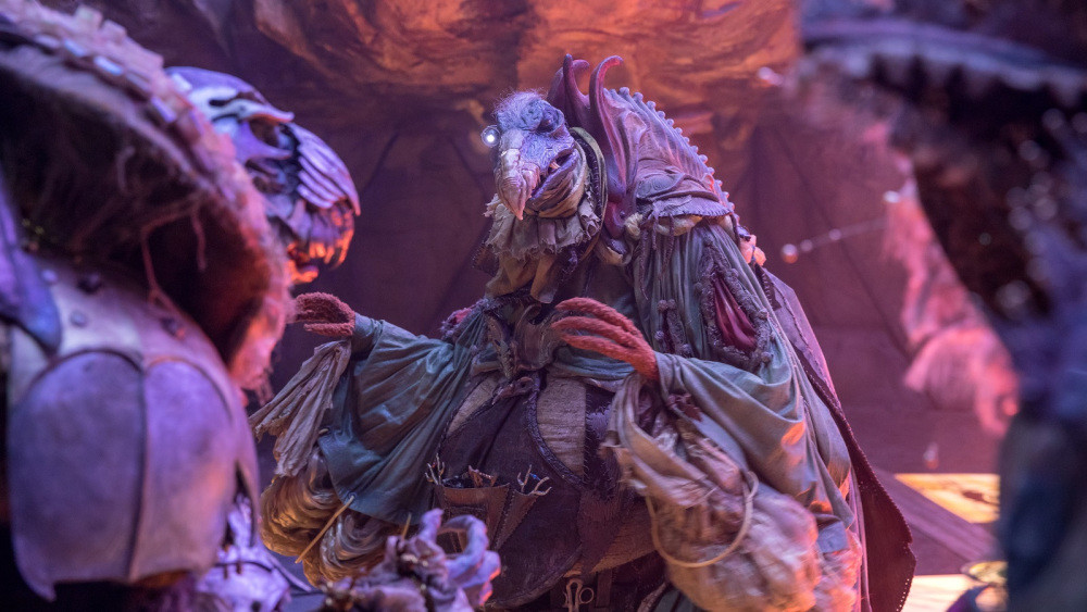 'The Dark Crystal: the Age of Resistance': New images from the prequel to the classic Jim Henson that will be on Netflix this summer