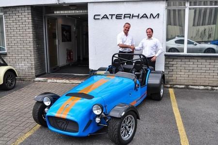 El último Caterham R500 ha salido de fábrica