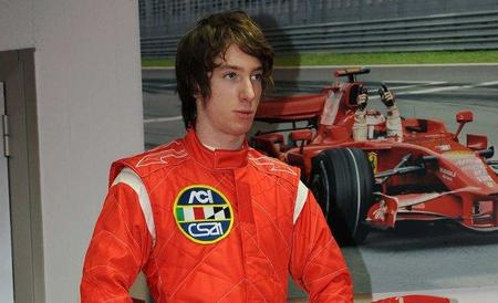 Cambios importantes en la Ferrari Driver Academy
