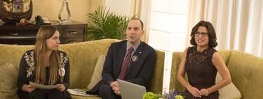 'Veep': Sí, Señora Presidenta
