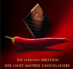 Chocolates con sabores