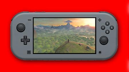 Tras mes y medio de la salida de Switch, un fan de Nintendo diseña una curiosa versión Mini