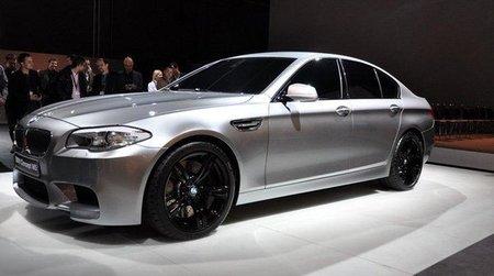 Se filtran las primeras imágenes del BMW M5 F10