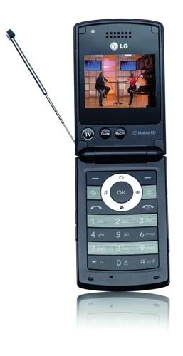 LG HB620T, móvil con TDT