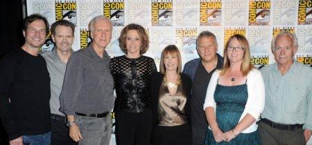 James Cameron dice que 'Alien 3' fue un desastre y confía en el proyecto de Neill Blomkamp