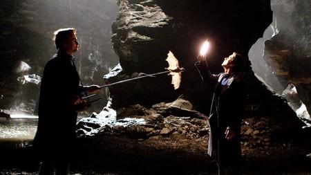 Nolan con Christian Bale