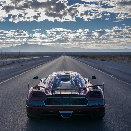Koenigsegg Agera RS récord velocidad 447 km/h