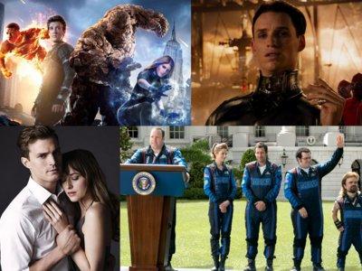 Nominaciones a los Razzies 2016: los premios del peor cine