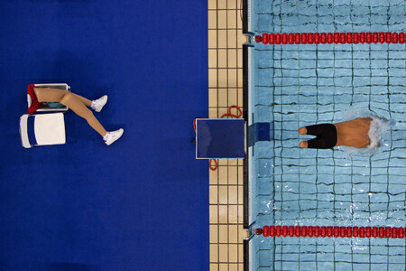 Paralympic Swimmer Optimized