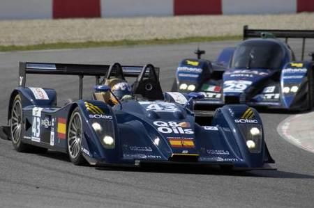 Nil Montserrat será el tercer piloto de Hache Team en Spa