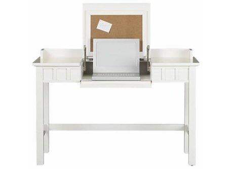 escritorio secretos corcho