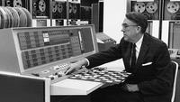 La emergencia del buen juego en un tablero de damas de 1950