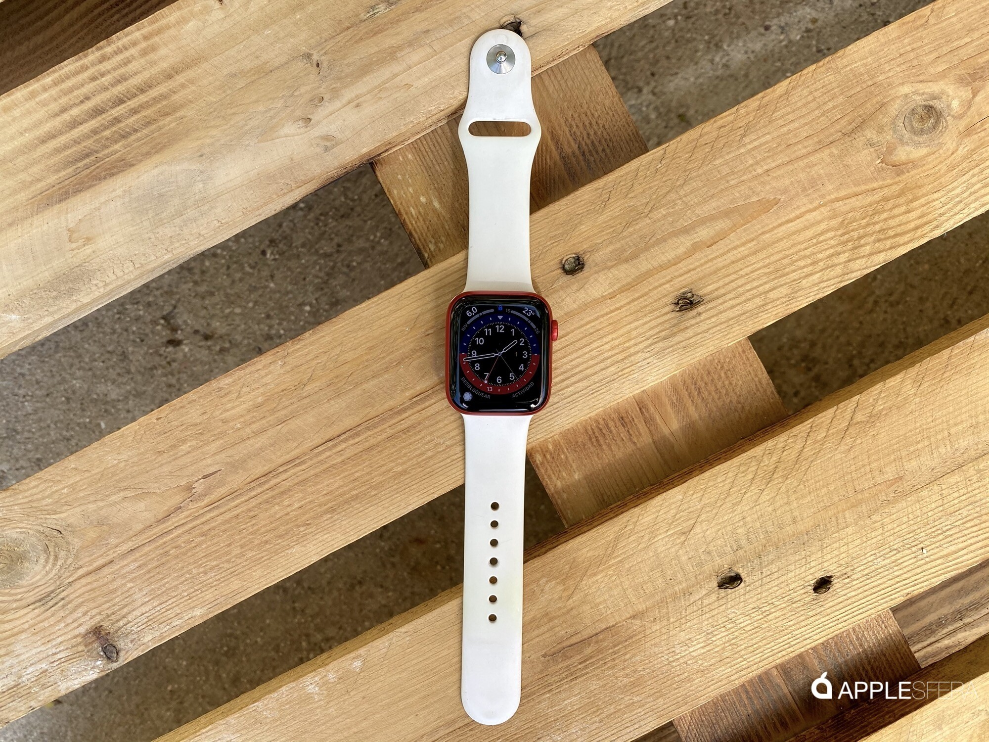 Apple Watch Series 6 PRODUCT(RED)
