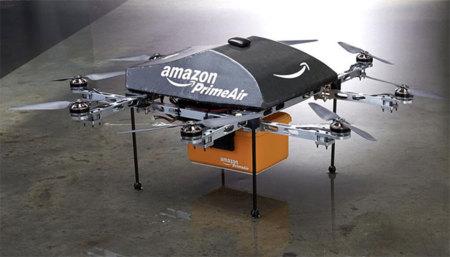 Los drones repartidores se acercan, Amazon por fin obtiene autorización de la FAA... pero con algunas condiciones