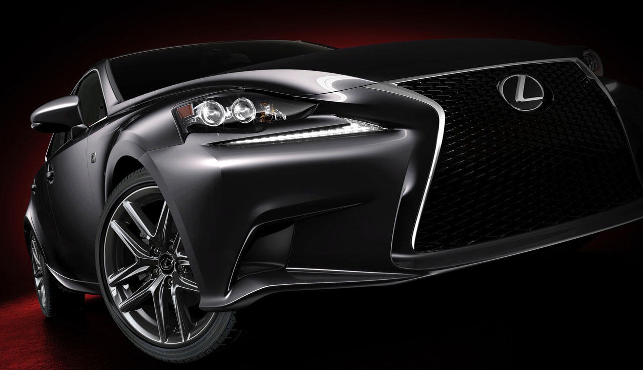 Lexus IS F Sport (2013)