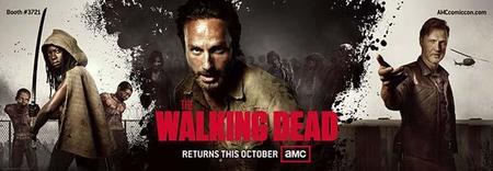 Posters de Comic-Con de 'Fringe' y 'The Walking Dead', la imagen de la semana