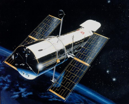 Nasa Hubble Telescope 01