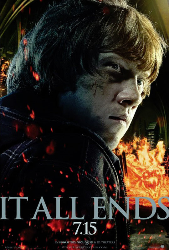 Foto de 'Harry Potter y las reliquias de la muerte. Parte II', nuevo y espectacular tráiler y carteles (21/21)