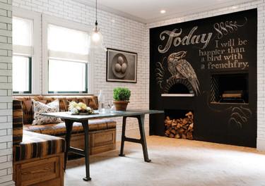 Una pared única para decorar tu espacio, un concepto que perdura en el tiempo