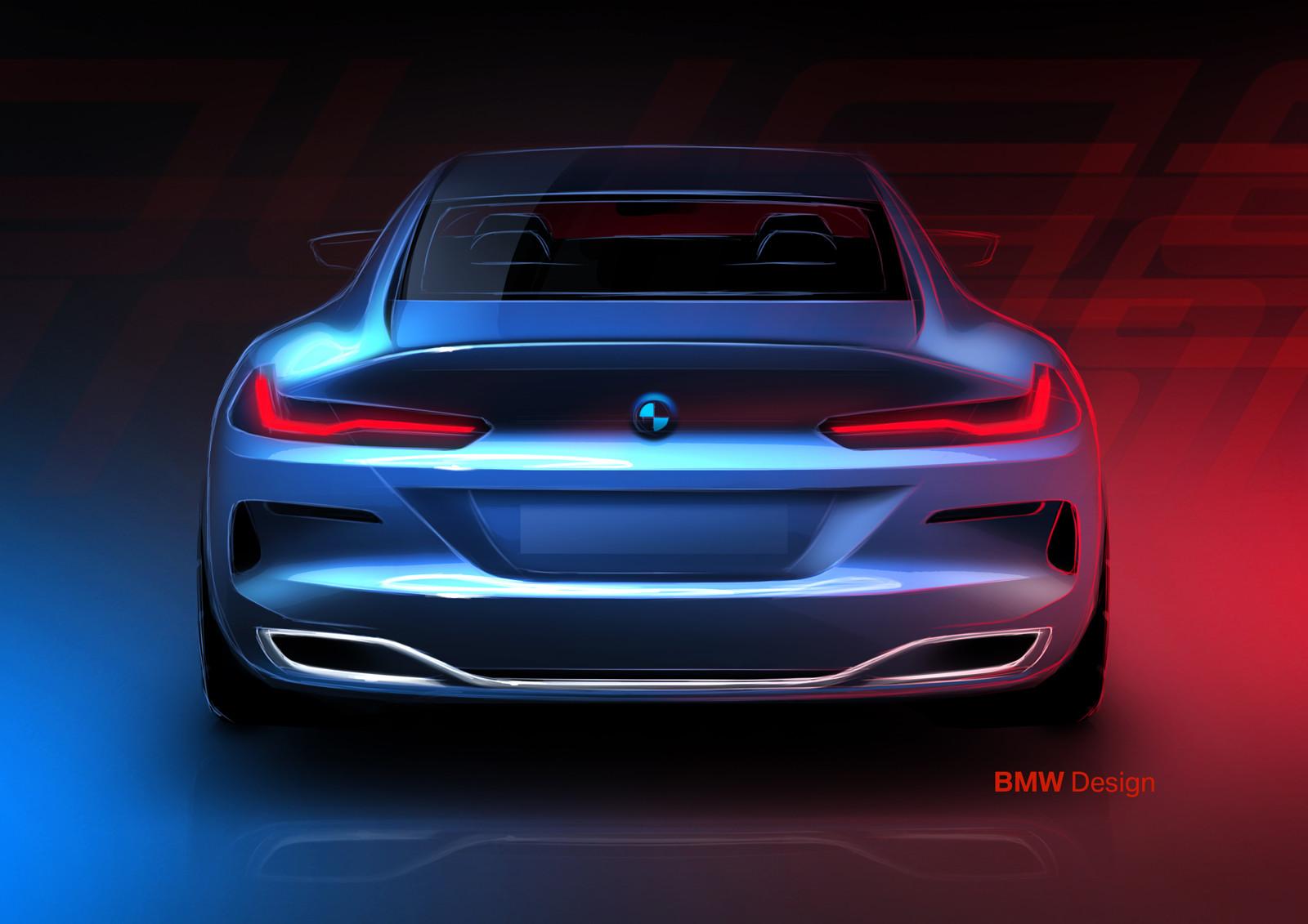Foto de BMW Serie 8 Gran Coupé (presentación) (21/159)
