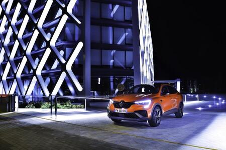 Renault Arkana E Tech 2021 Prueba 084