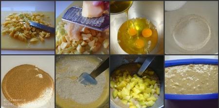 Paso a paso pan de mango