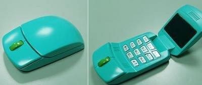 Ratón que sirve para llamar vía VoiP