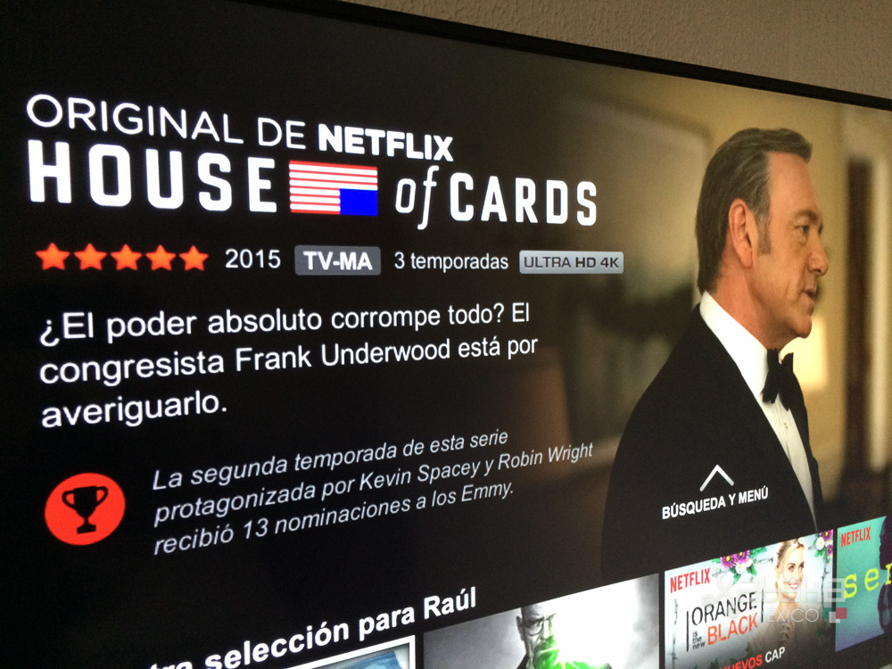 Foto de Interfaz Android TV (1/27)
