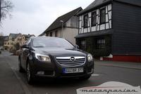 Opel Insignia Sports Tourer, prueba en carretera y Autobahn