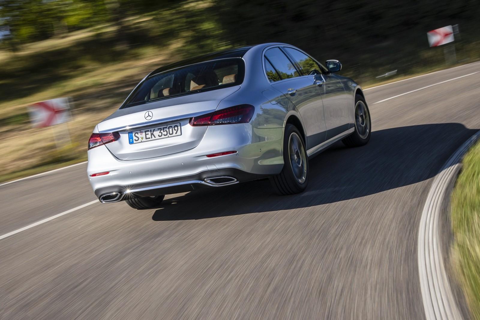 Foto de Mercedes-Benz Clase E 2020, prueba contacto (6/135)