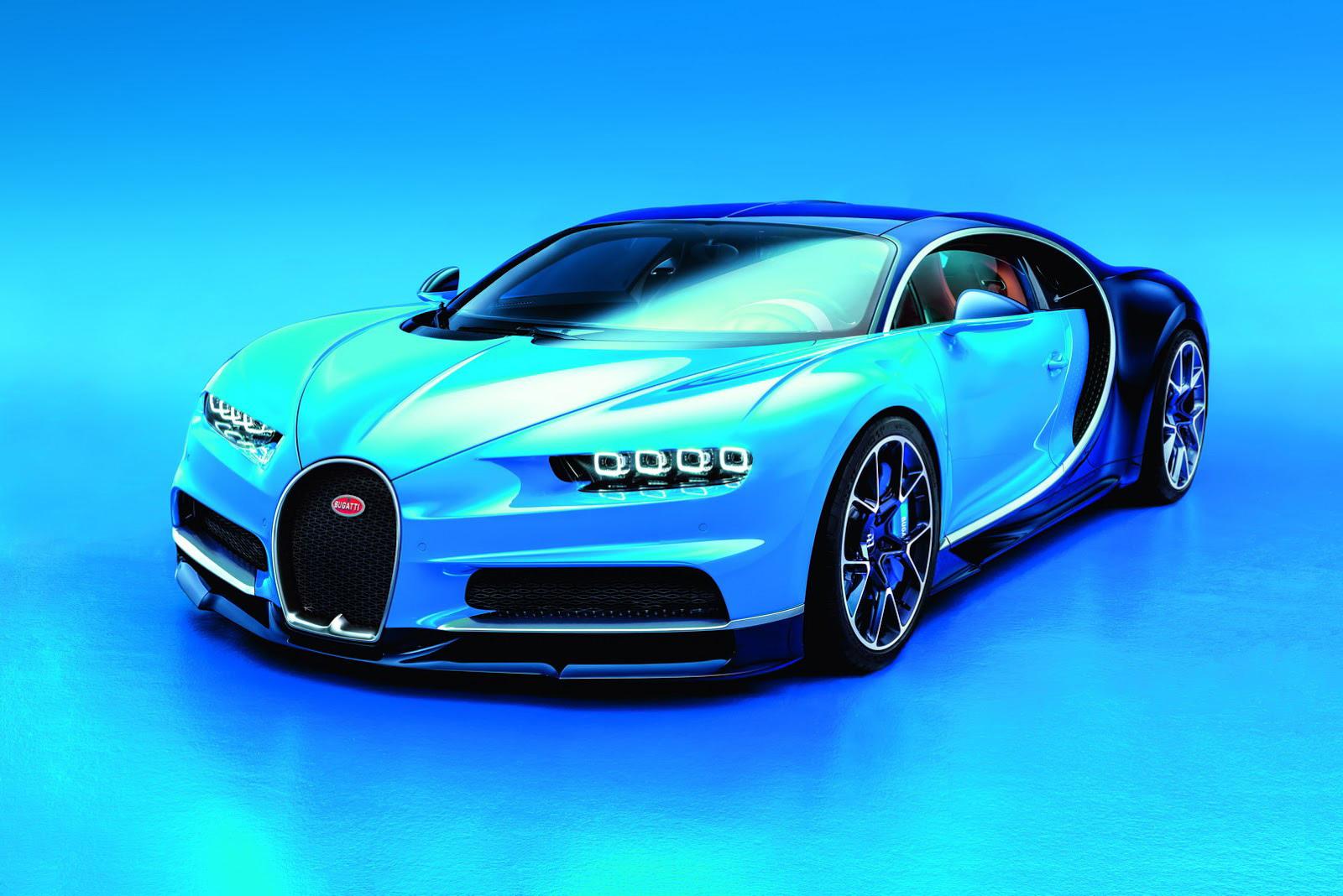 Foto de Bugatti Chiron (1/60)
