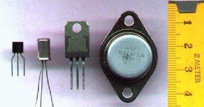El transistor 100 veces más rapido que los actuales