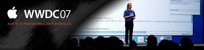 Apple anuncia la agenda del WWDC07, centrada completamente en Leopard