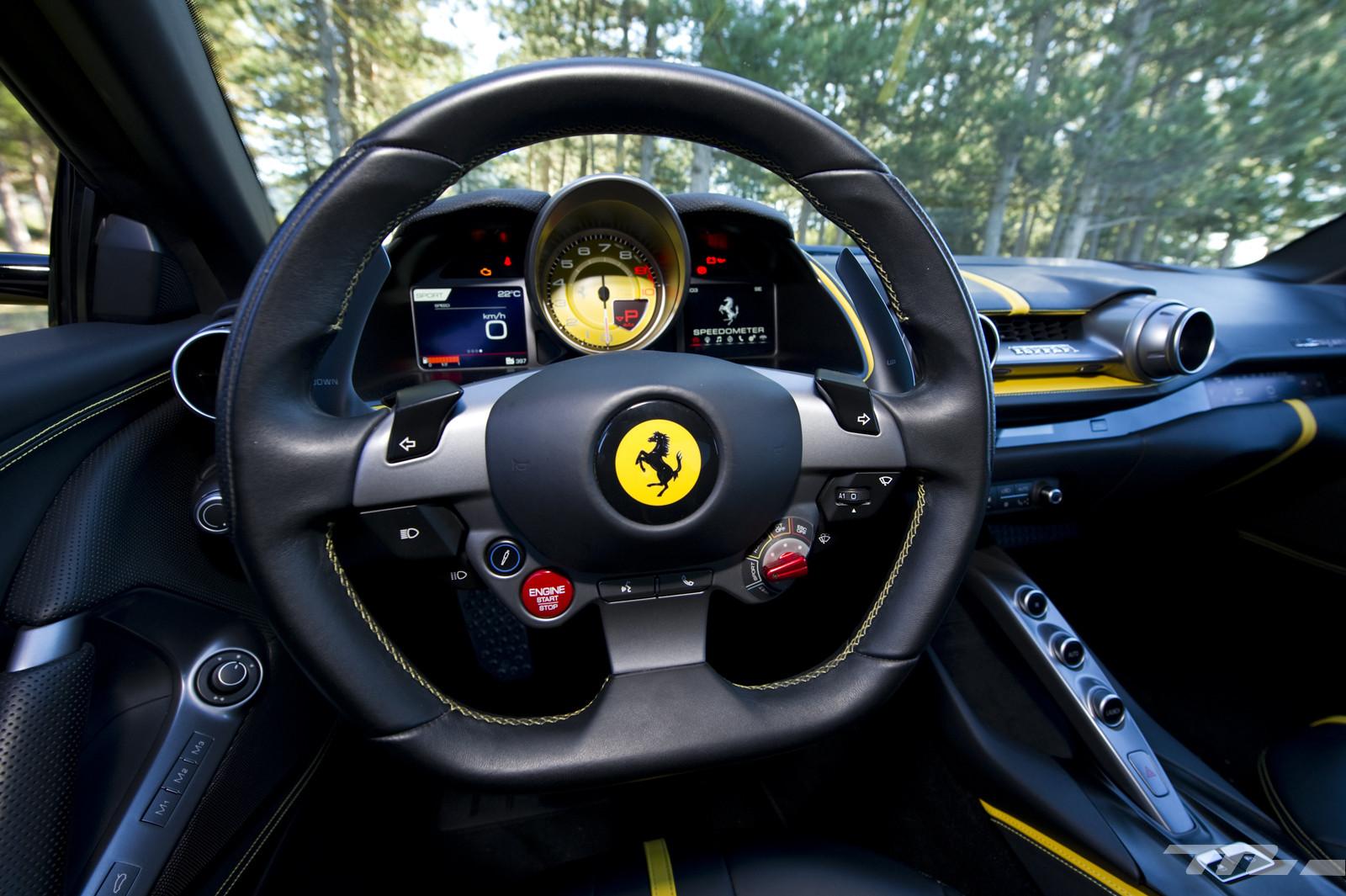 Foto de Ferrari 812 Superfast (prueba) (43/55)